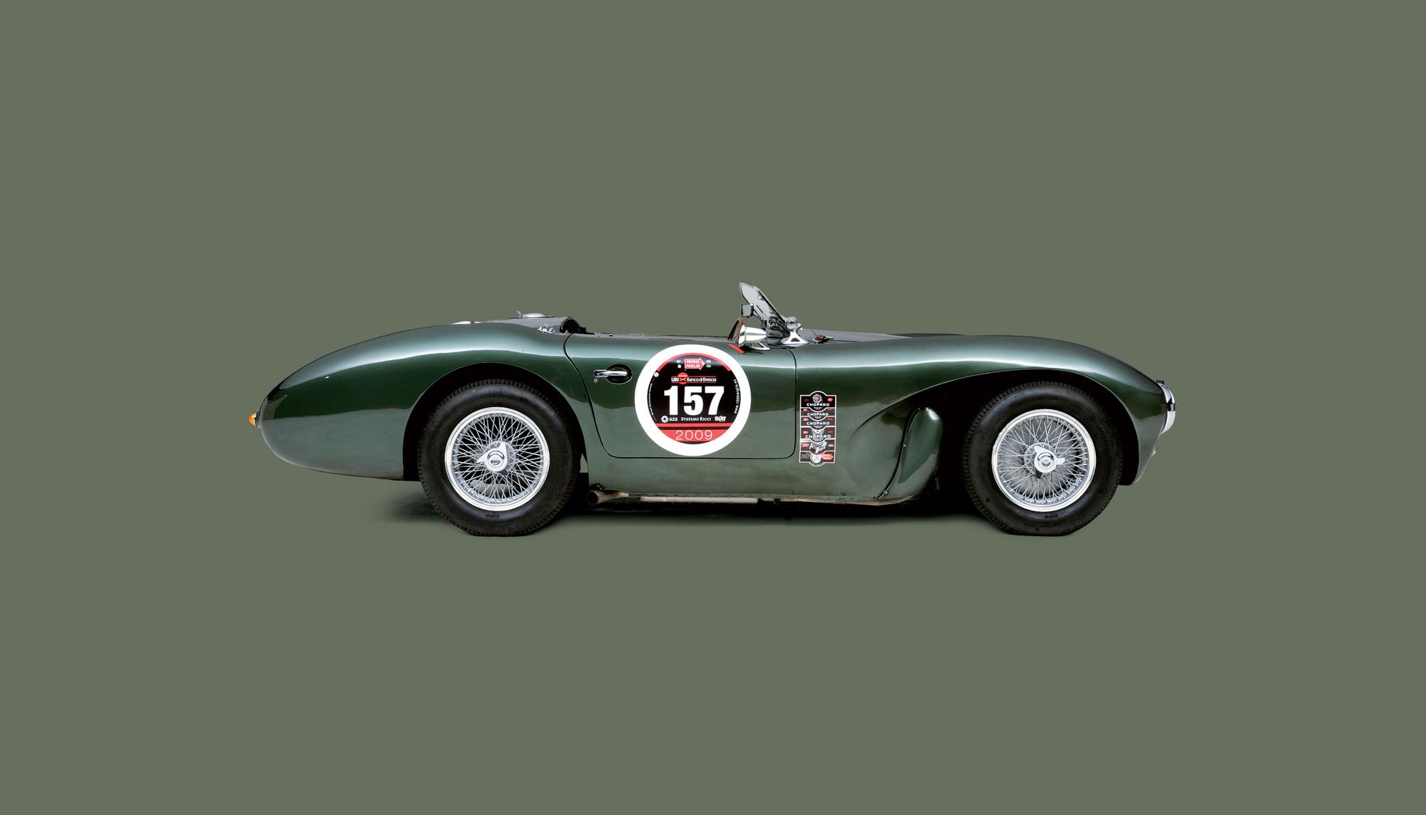 Bekijk Aston Martin DB3 Works Team Car in het Louwman Museum