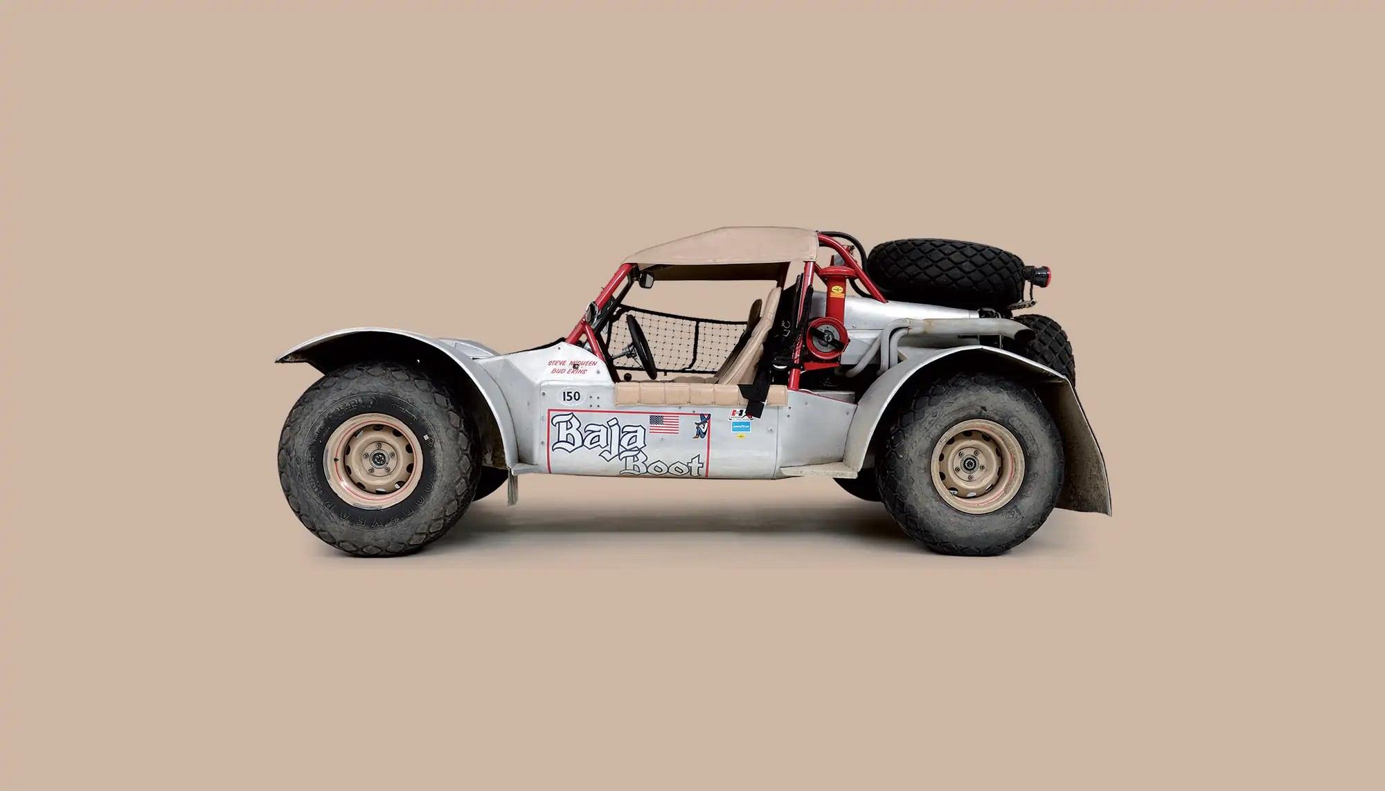 Bekijk Baja Boot Buggy in het Louwman Museum