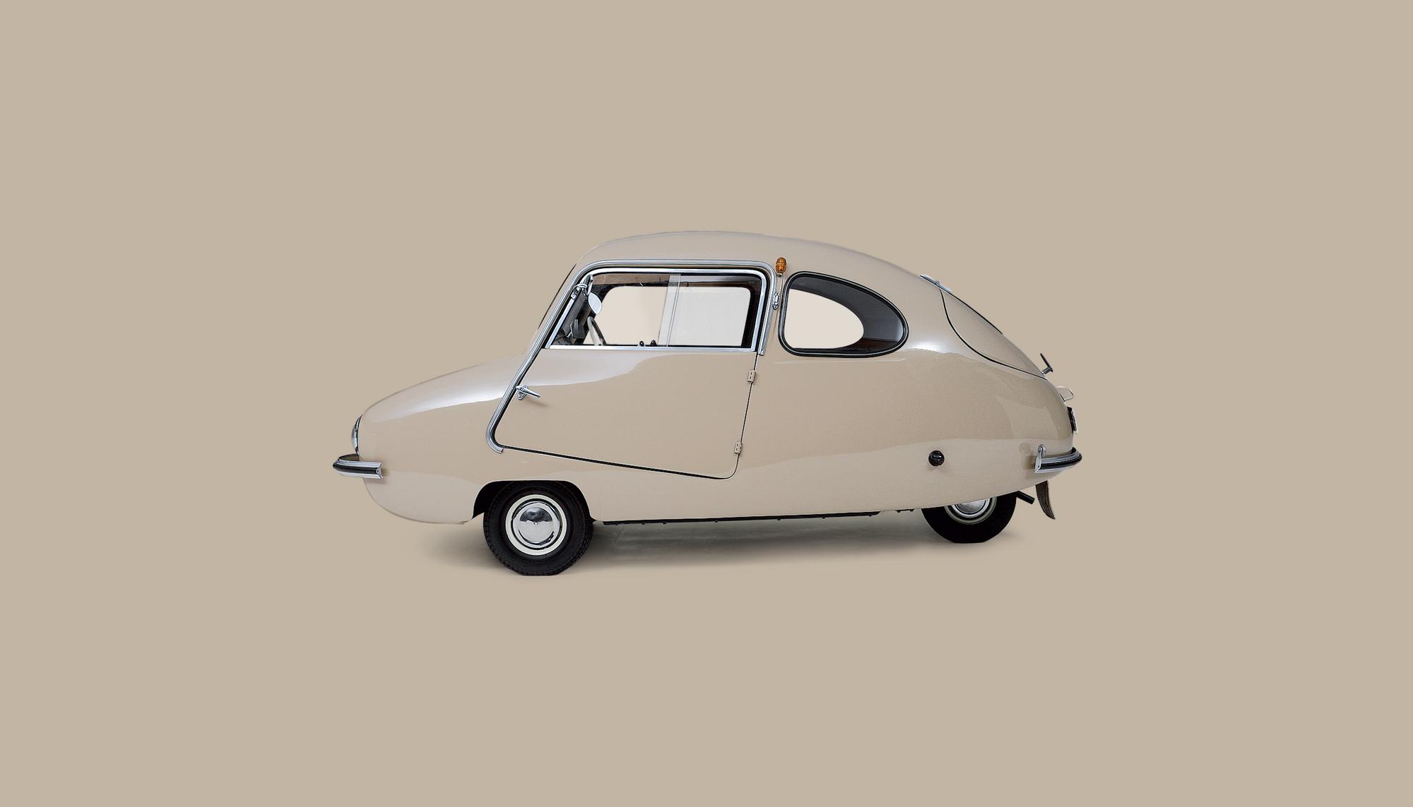 Bekijk Bambino 200 in het Louwman Museum