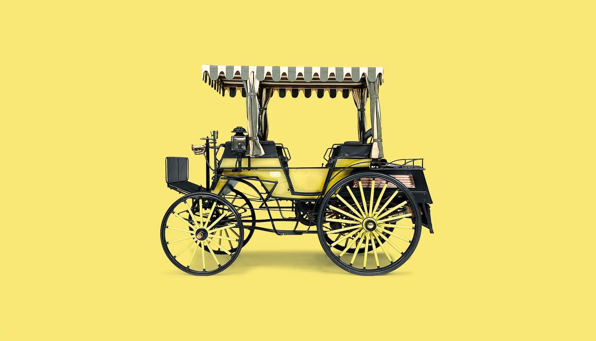 Bekijk Benz 5-HP Phaeton in het Louwman Museum