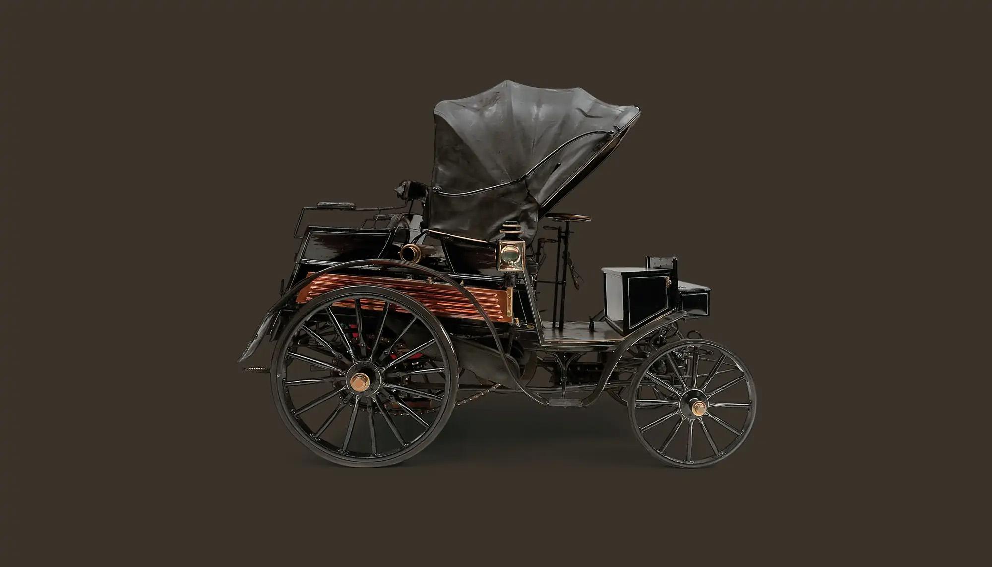 Bekijk Benz Mylord Victoria in het Louwman Museum