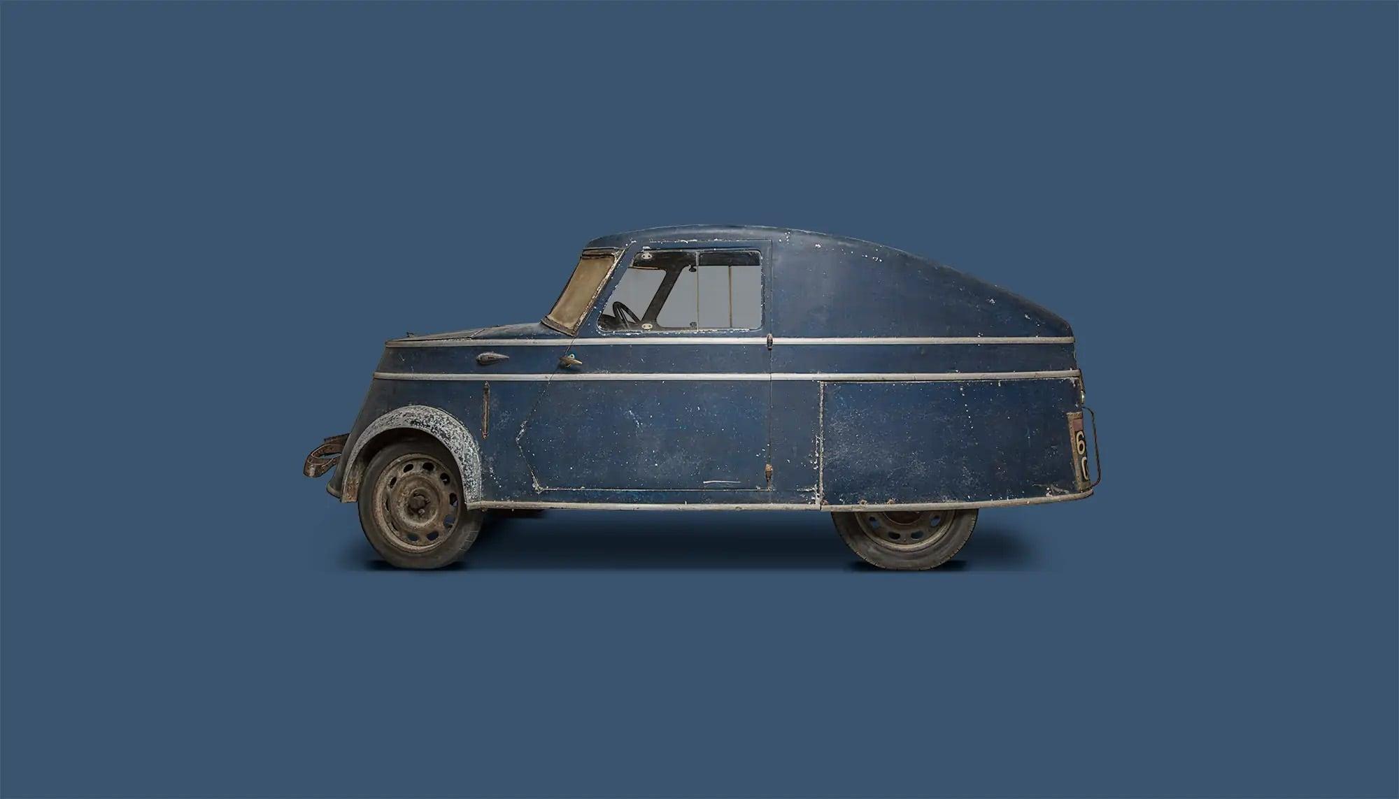 Bekijk Breguet A2 in het Louwman Museum