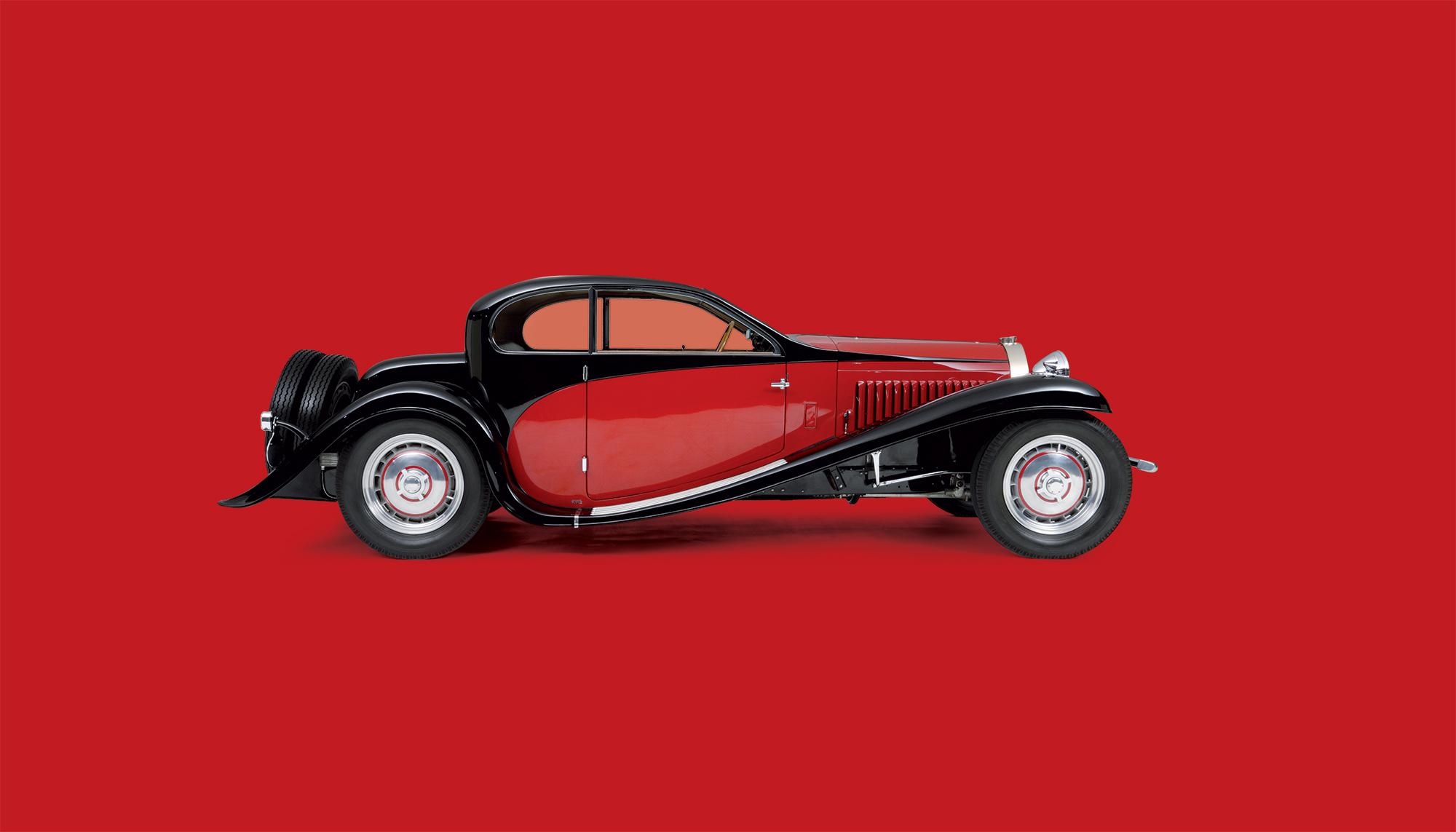 Bekijk Bugatti Type 50T in het Louwman Museum