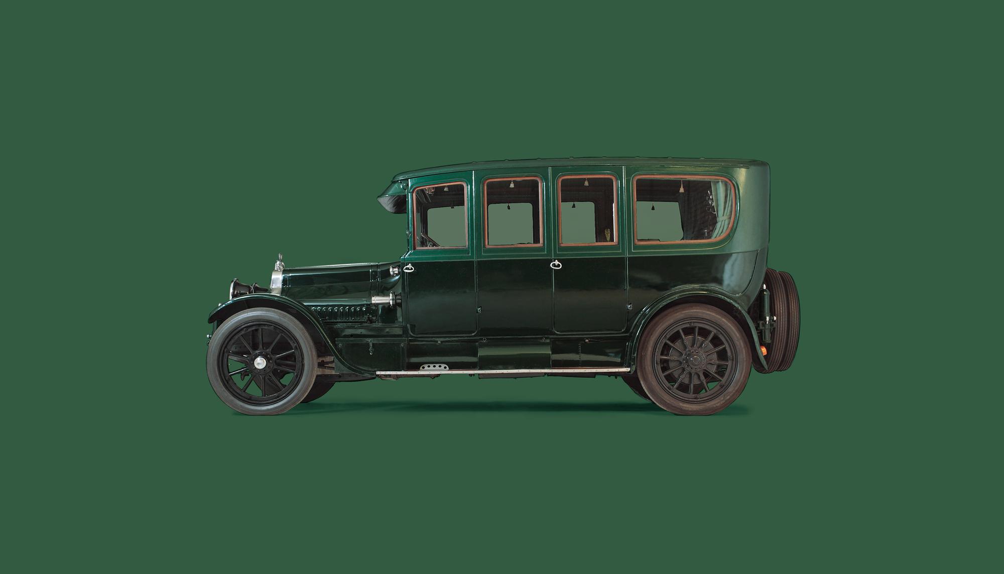 Bekijk Cadillac Model 51 V8 in het Louwman Museum
