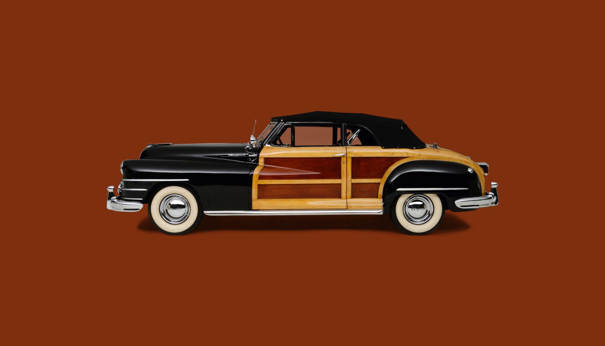 Bekijk Chrysler Town & Country Convertible in het Louwman Museum
