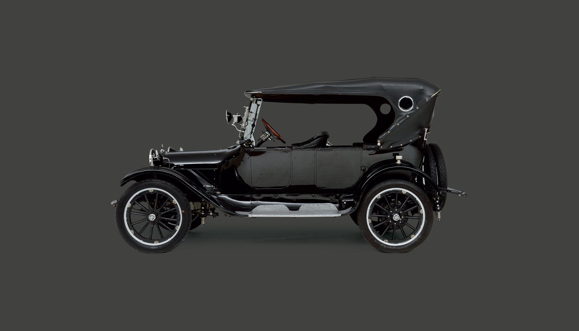 Bekijk Dodge Touring Car in het Louwman Museum
