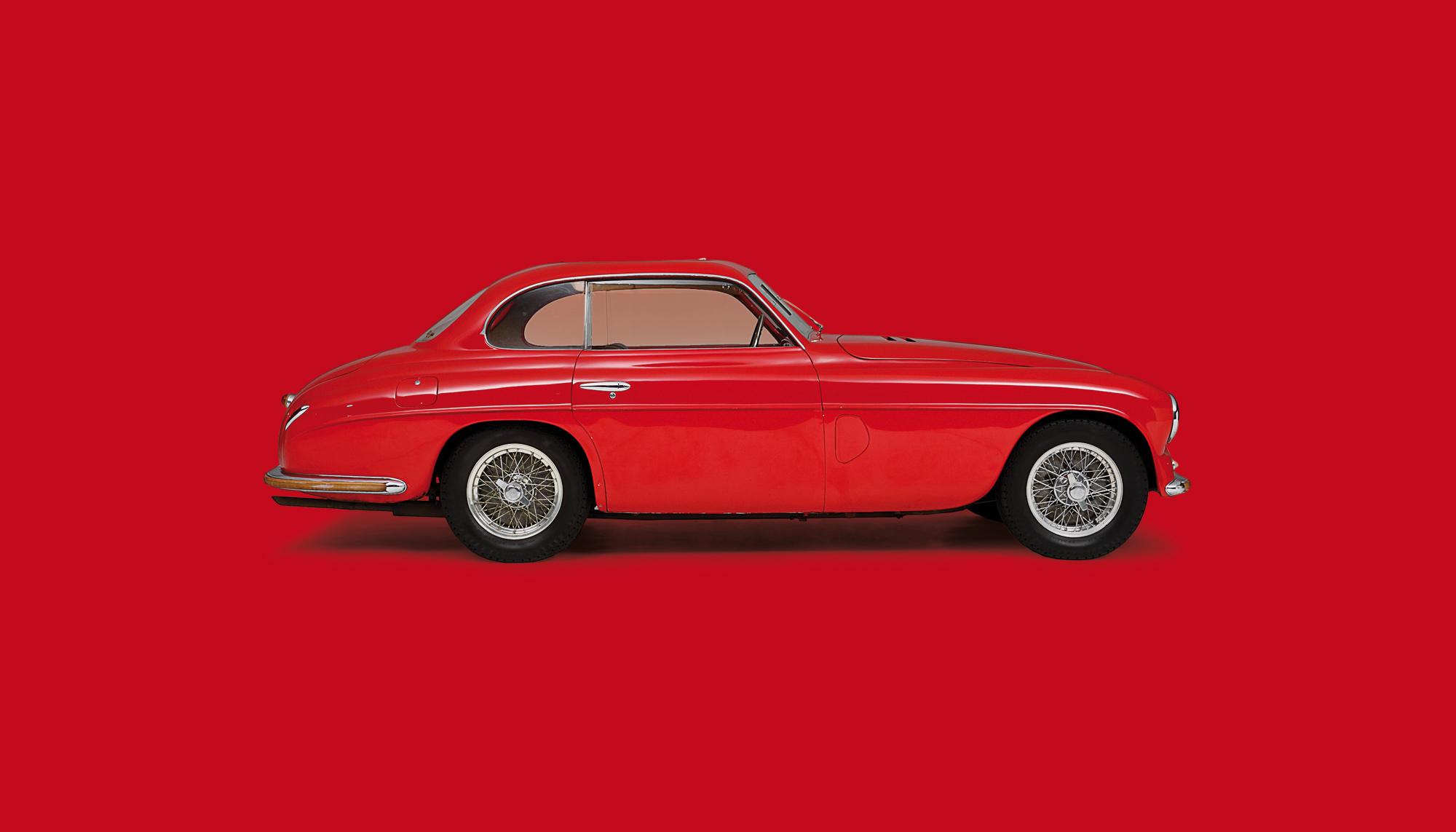 Bekijk Ferrari 166 Inter Coupé Touring in het Louwman Museum