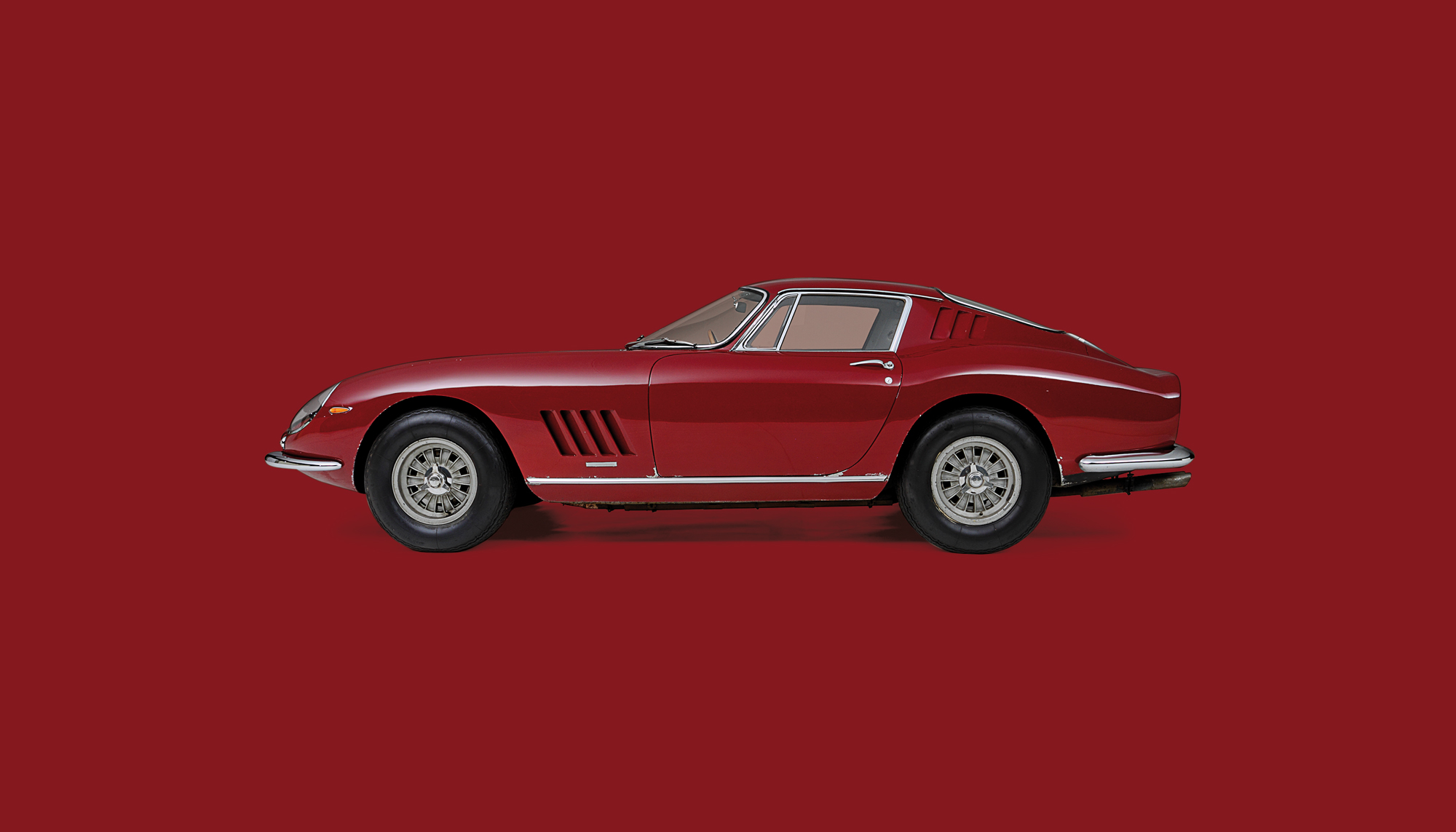 Bekijk Ferrari 275 GTB Lightweight in het Louwman Museum