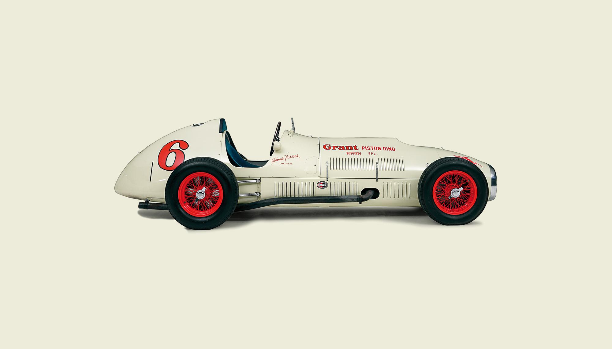 Bekijk Ferrari 375 Indianapolis in het Louwman Museum