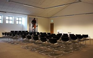 Henry Ford Theateropstelling Louwman Museum Zaal Meeting Room