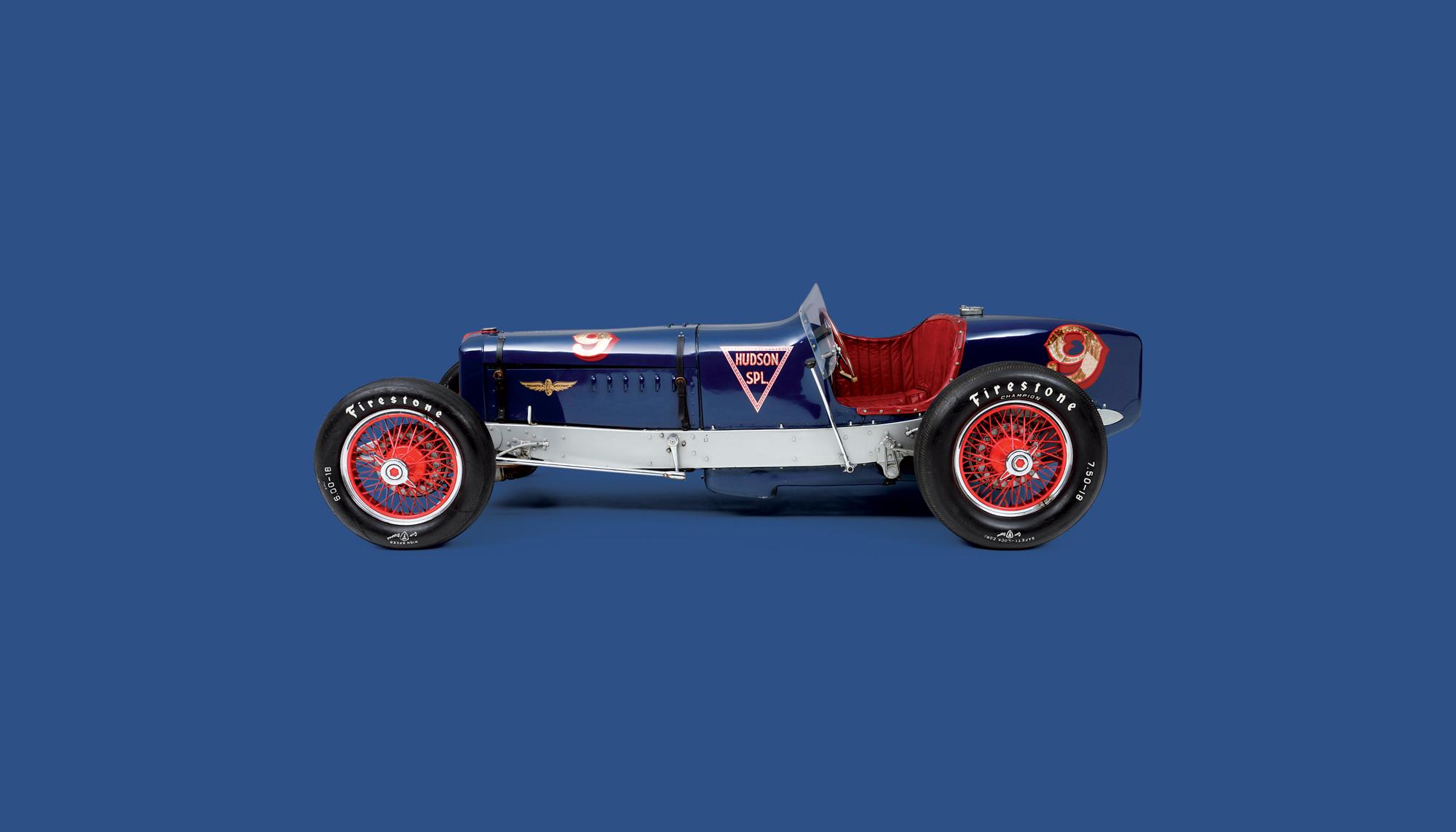 Bekijk Hudson Straight Eight Indianapolis in het Louwman Museum