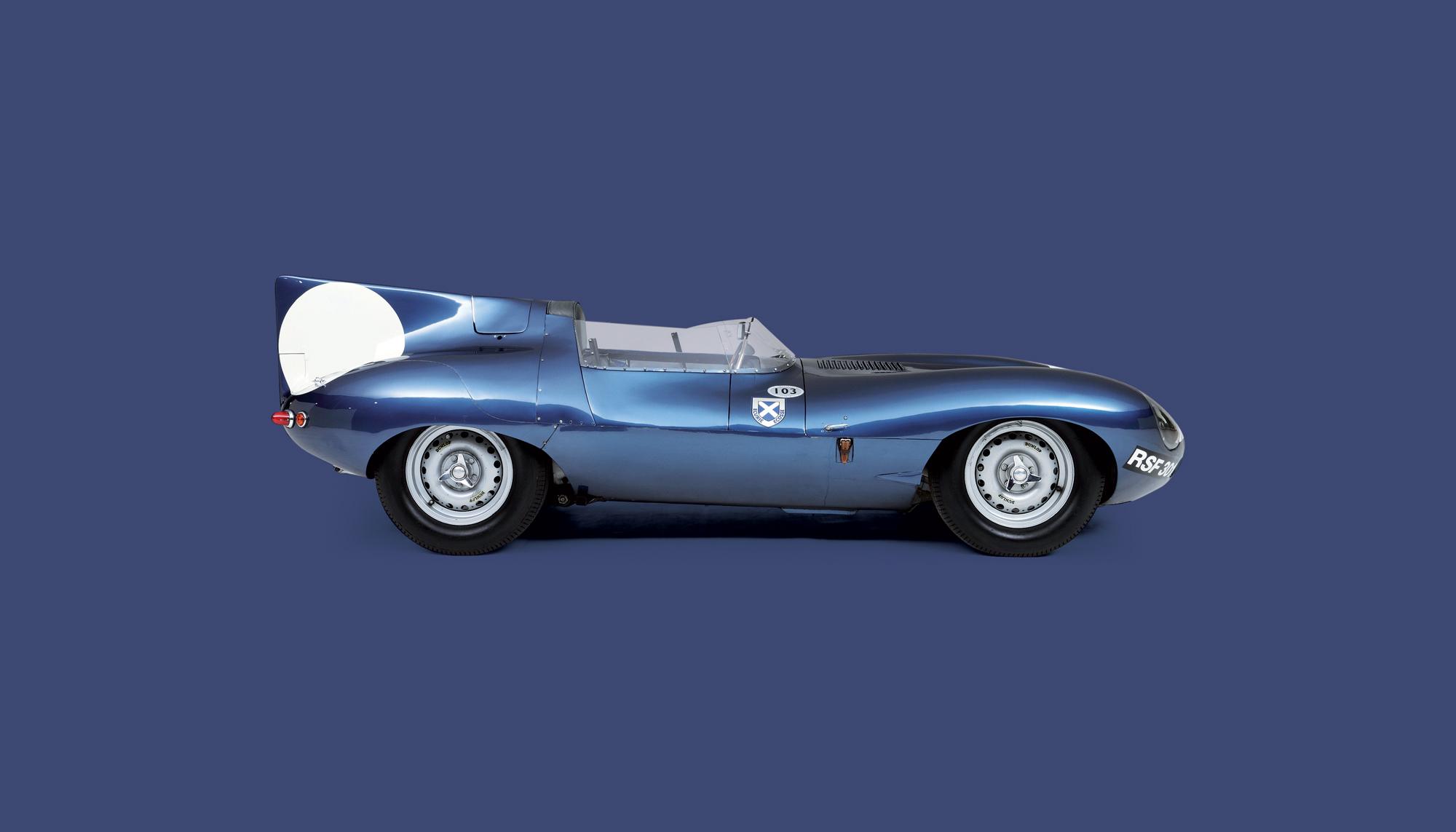 Bekijk Jaguar D-Type in het Louwman Museum