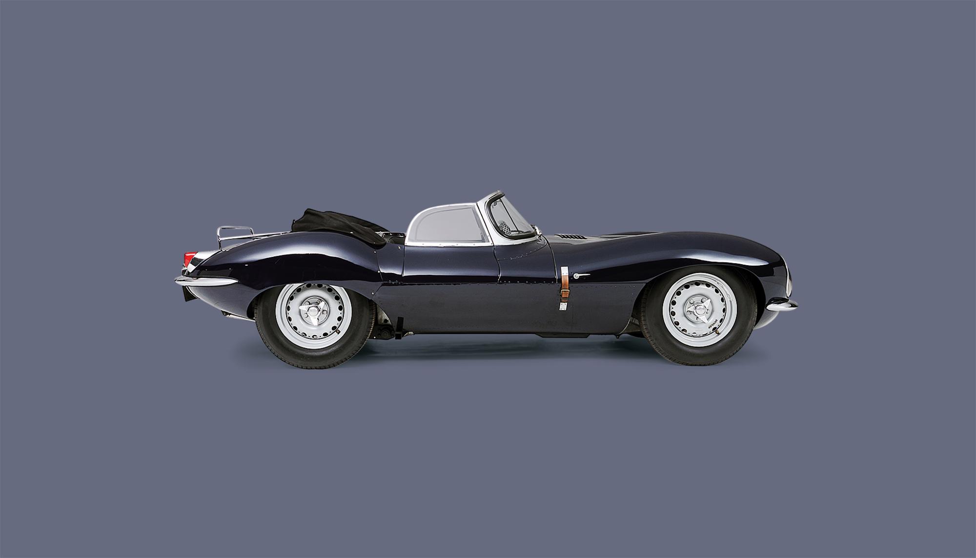 Bekijk Jaguar XKSS in het Louwman Museum