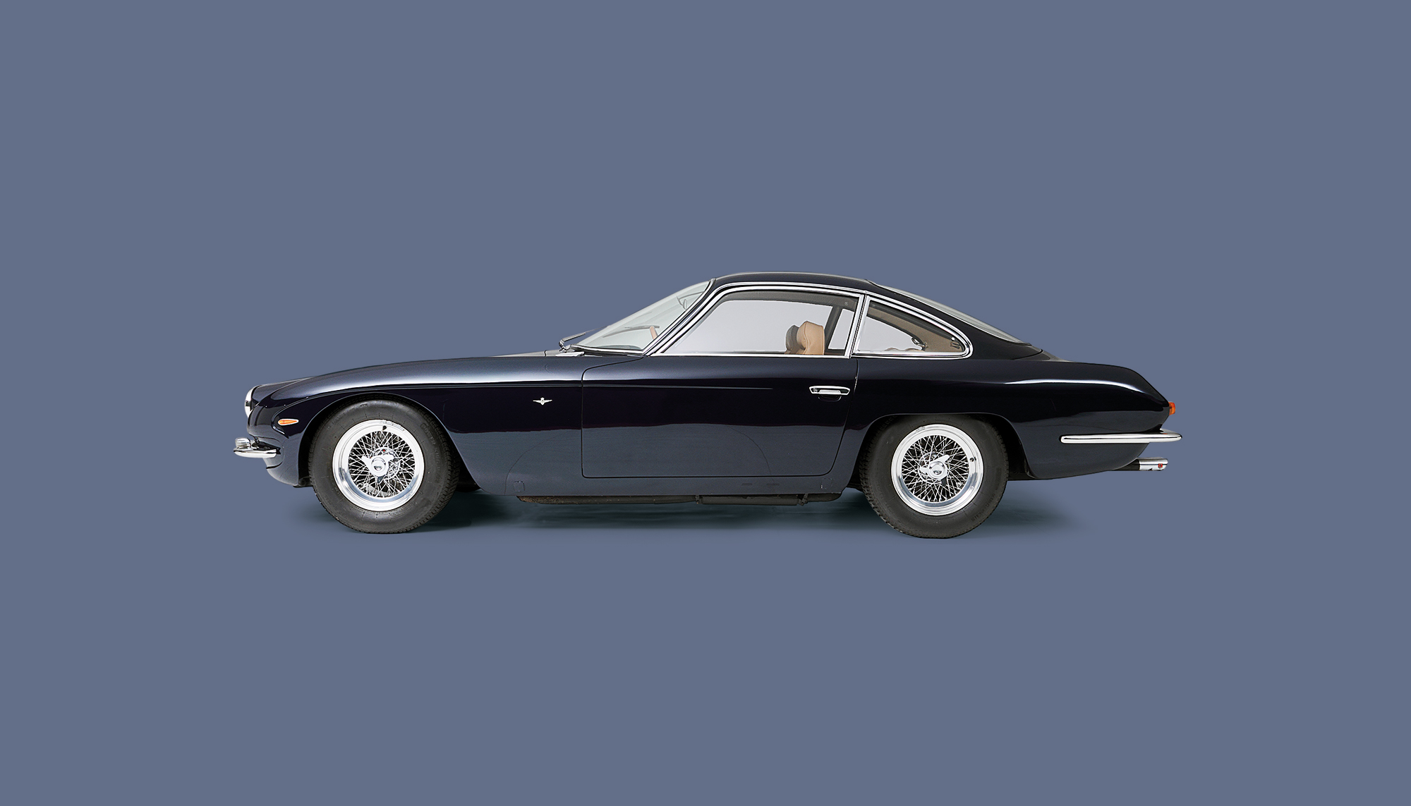 Bekijk Lamborghini 350 GT in het Louwman Museum