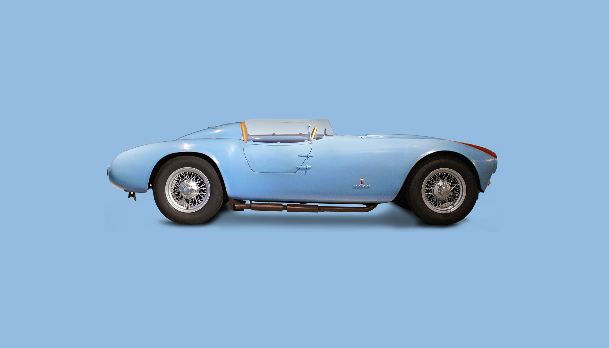 Bekijk Lancia D23 Spyder Pininfarina in het Louwman Museum