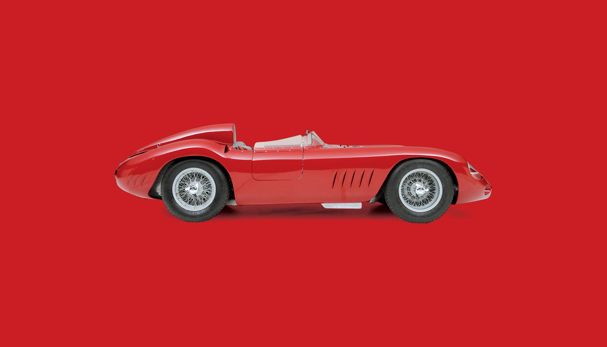 Bekijk Maserati 300S in het Louwman Museum