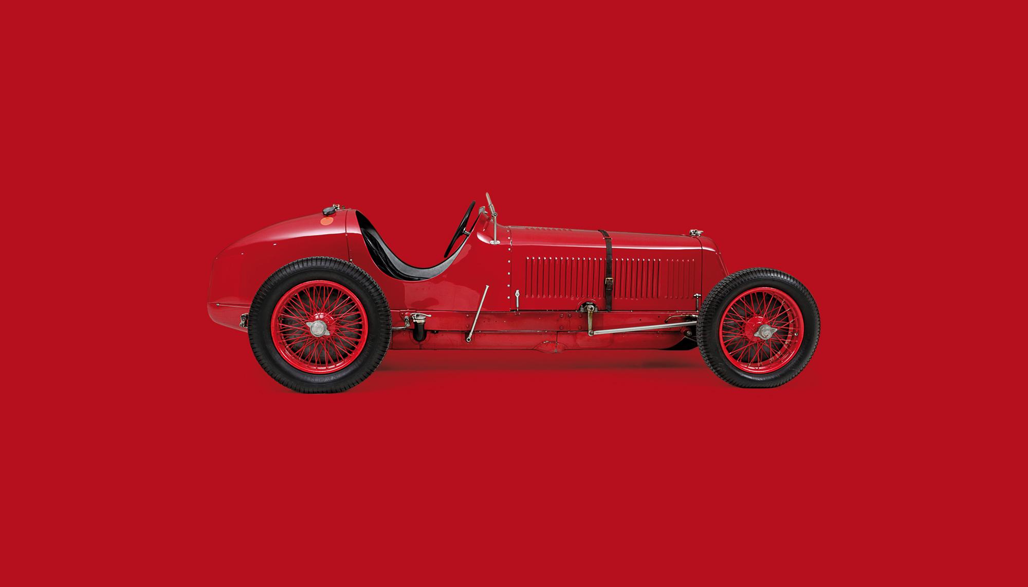 Bekijk Maserati 8CM Monoposto Grand Prix Car in het Louwman Museum
