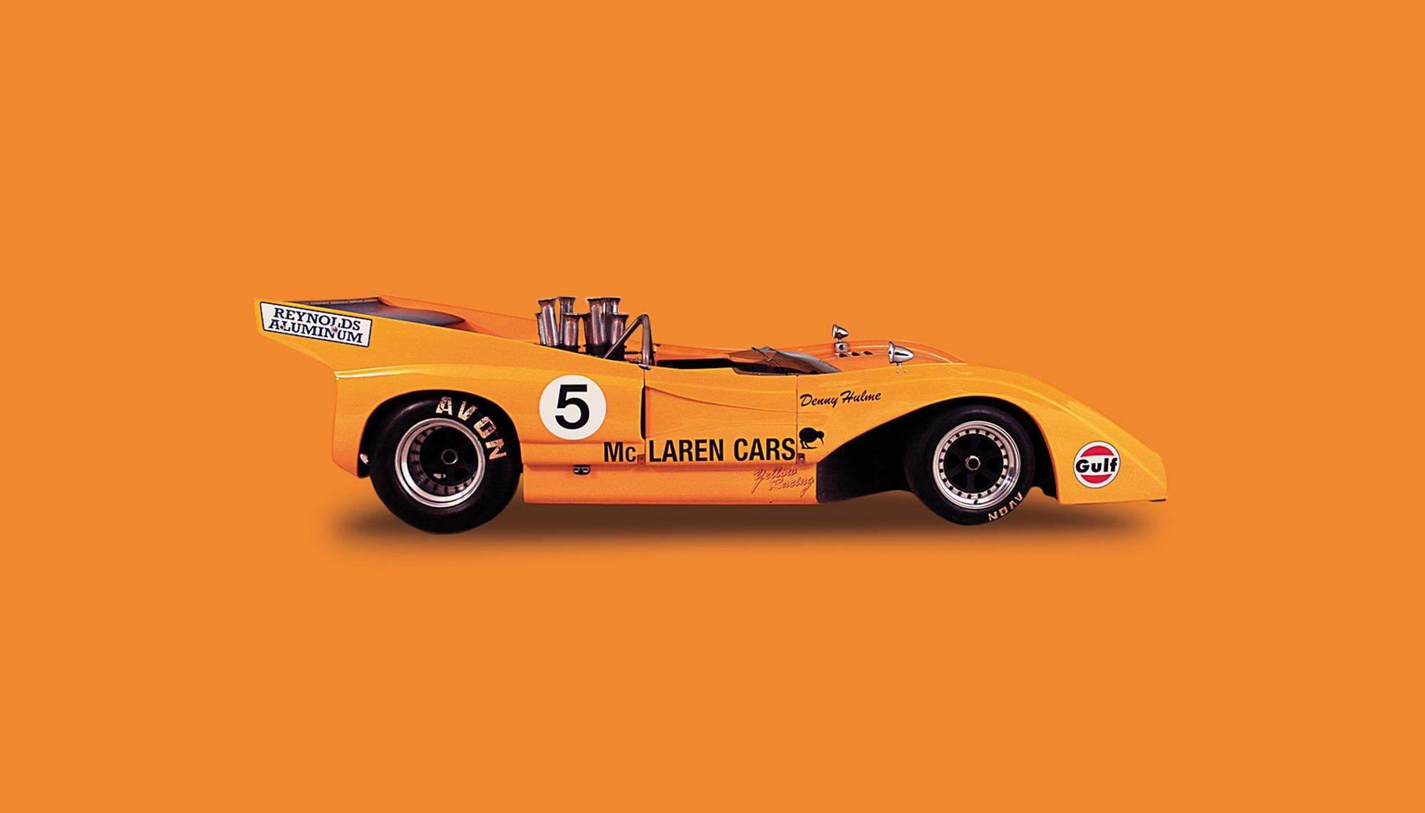 Bekijk McLaren M8F in het Louwman Museum