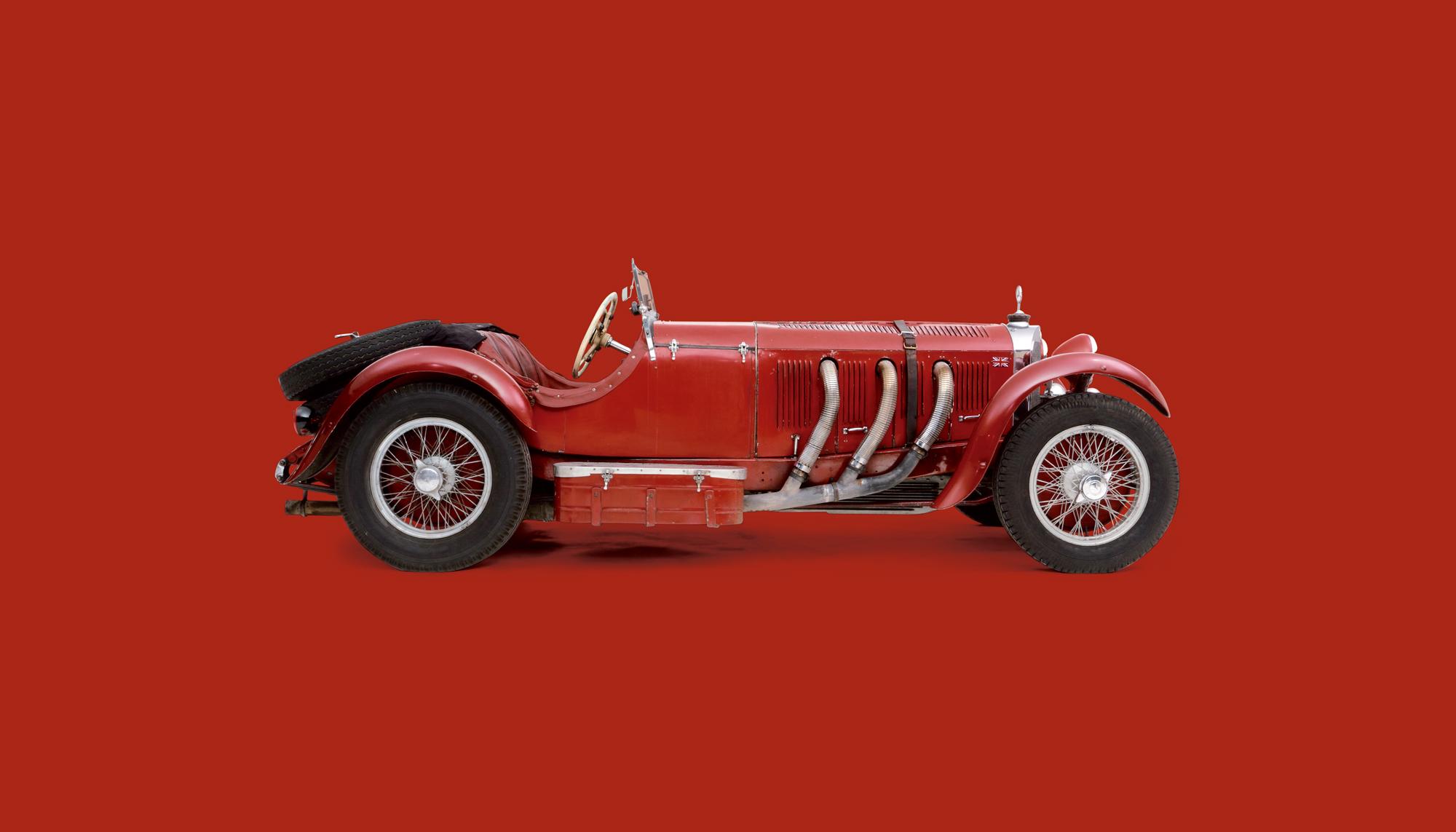 Bekijk Mercedes-Benz SSK in het Louwman Museum