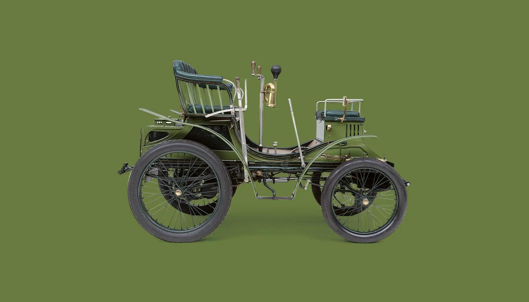 Bekijk Peugeot Type 31 5-HP Duc in het Louwman Museum
