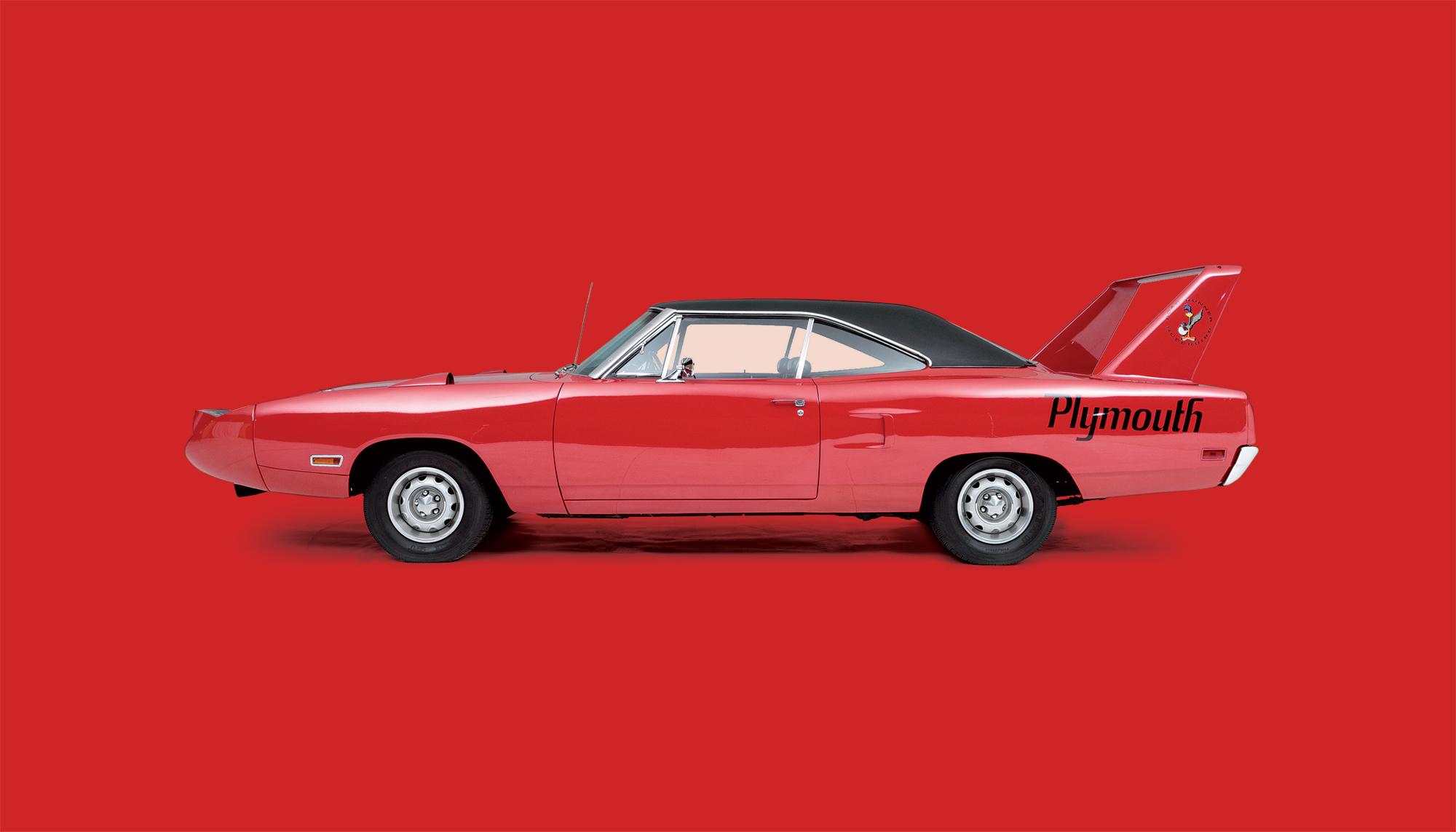 Bekijk Plymouth Road Runner Superbird in het Louwman Museum