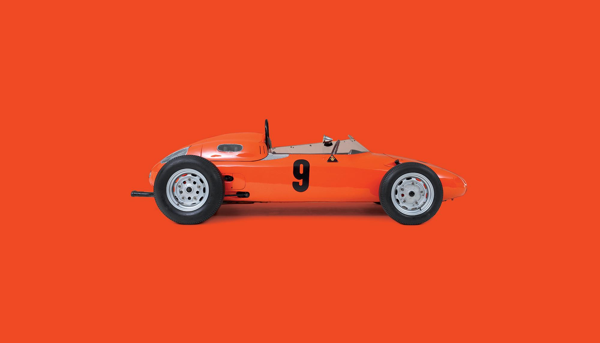 Bekijk Porsche 718/2 Formula 2 Racing Car in het Louwman Museum