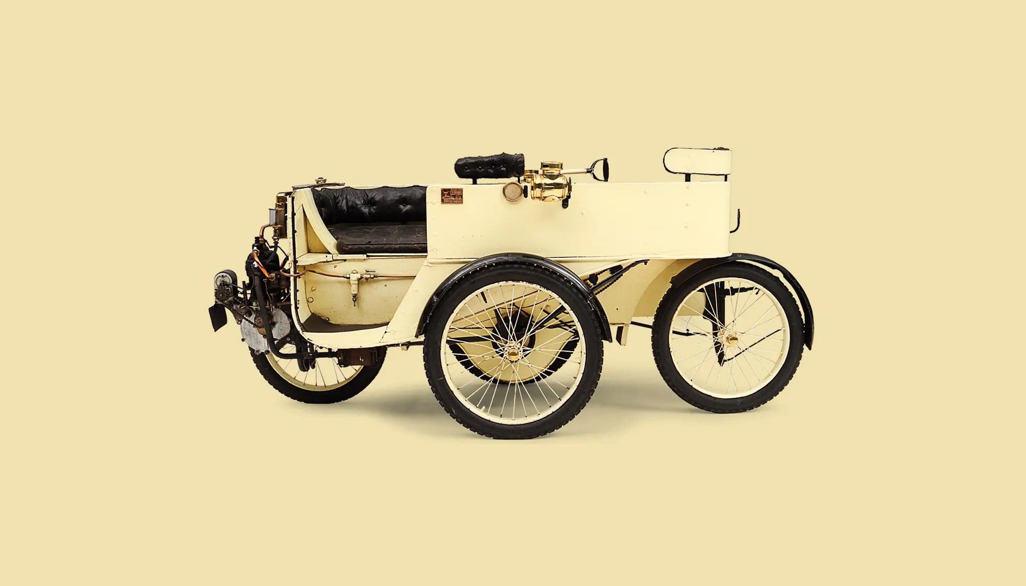Bekijk Sunbeam-Mabley Motor Sociable in het Louwman Museum