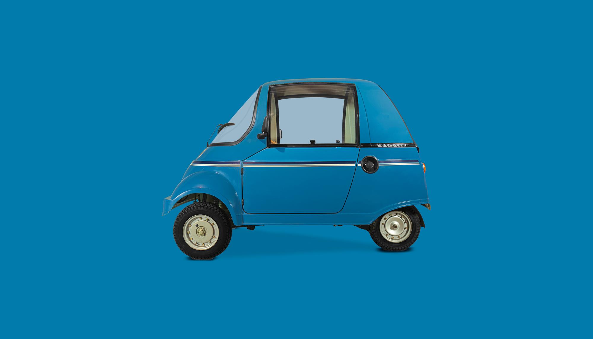 Bekijk Suzuki CV-1 in het Louwman Museum
