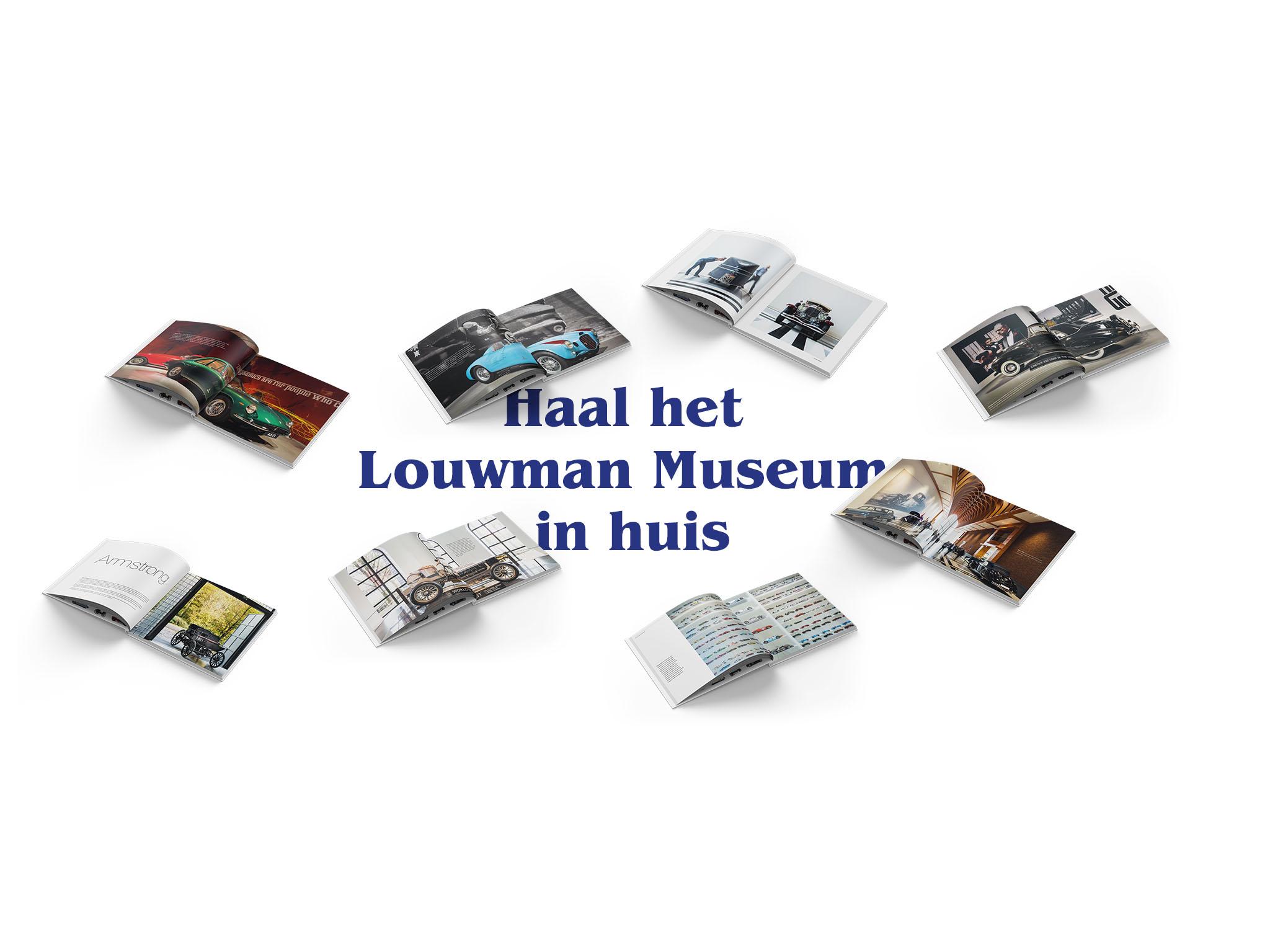 Haal het Louwman Museum in huis